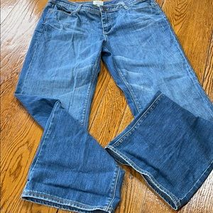 White House/Black Market jeans, Size 14R